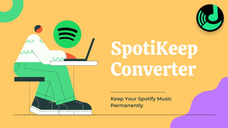 MP3 Music Downloader SpotiKeep Converter