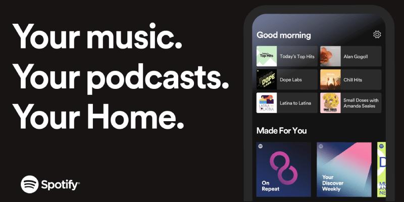 Deezer vs Spotify Content Provider Spotify